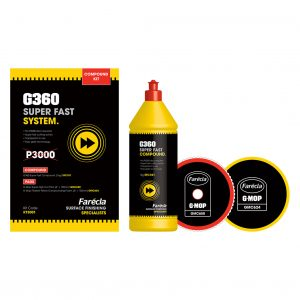 G360 Super Fast Compound System complete with 2 x G-mop's