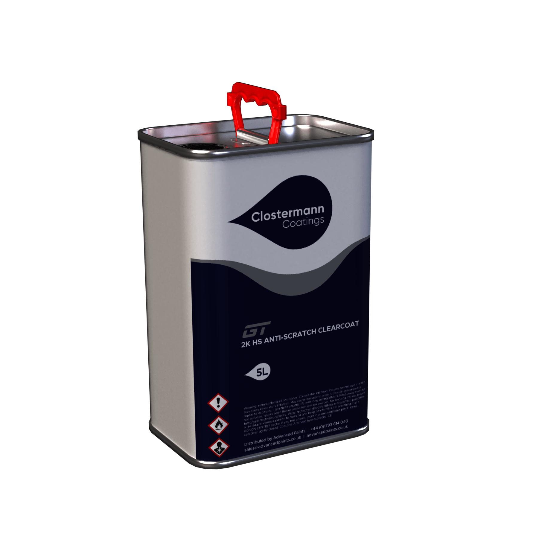 Clostermann GT 2K HS Clearcoat[[CL20HSC Clearcoat]]
