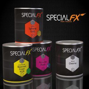 Special FX Paint /Flip Paint/Chrome Effect Paint/Luminous Paint/Candy Paint