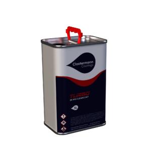 Clostermann 2K Turbo MS Clearcoat 5L medium solid