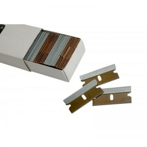 Fast Mover Razor Blades for use with poly masking film or papers.
