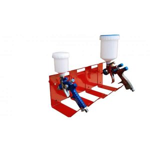 Fast Mover Wall Mounted Paint Spray Gun Holder/Stand 2