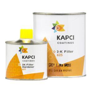 Kapci Coatings 625 2K Filler Primer including 621 Hardener