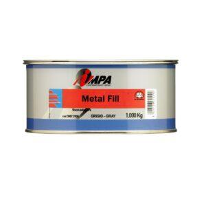 Impa Metalfill Filler 1kg Grigio Gray