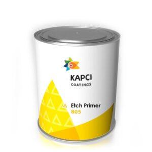 Kapci Coatings 805 2K Etch Primer for applying direct to metal