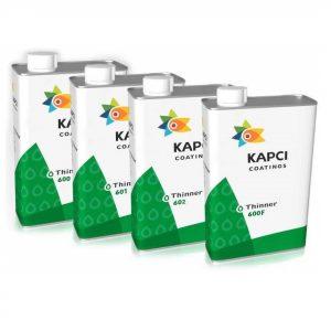Kapci Acrylic 2K Thinner for quality acrylic paint thinning
