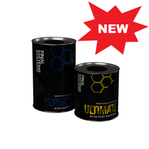 """Final Systems """"NEW"""" ULTIMATE 2K HS Cleacoat Kit in (1.5L) - copy"""